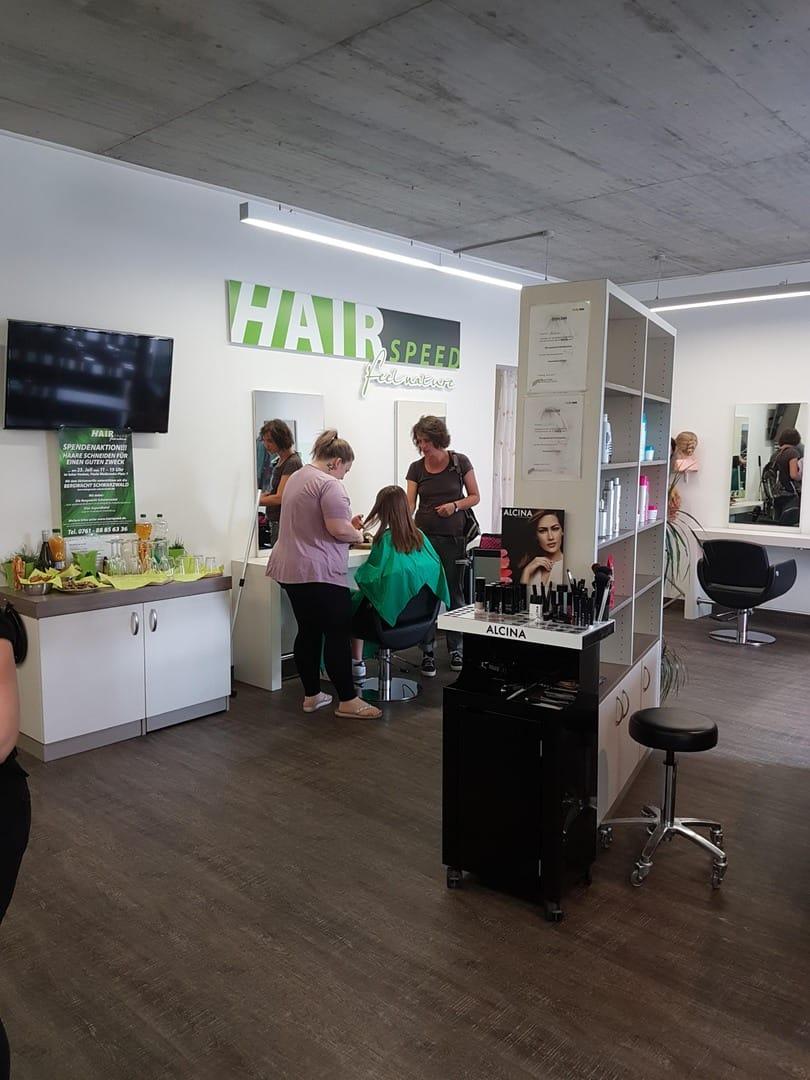 Hairspeed Spendenaktion 2017 4