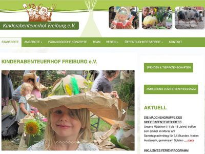 Spendenaktion 2019 Kinderabenteuerhof
